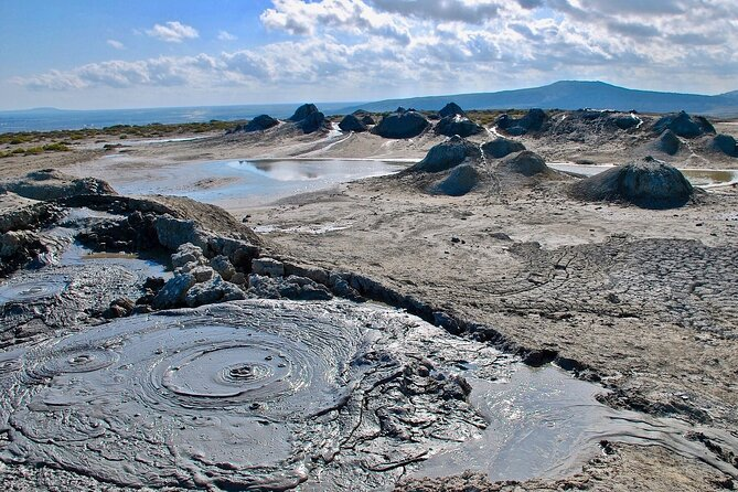"Must to do ""Mud Volcano"" tour from Baku - Private guided tour"