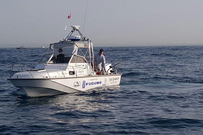 Full-Day Private Fishing Trip in Lido di Ostia
