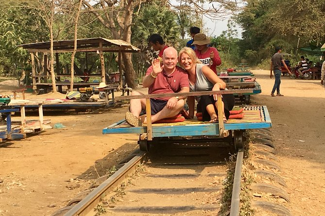 A Day Trip Battambang Sightseeing With Private Guide From Siem Reap