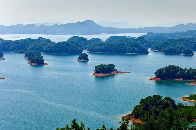 Qiandao Lake Private Day Tour from Hangzhou by Bullet Train