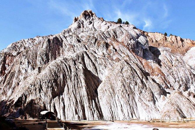 Montserrat Cardona and Salt Mountain Small Group Tour