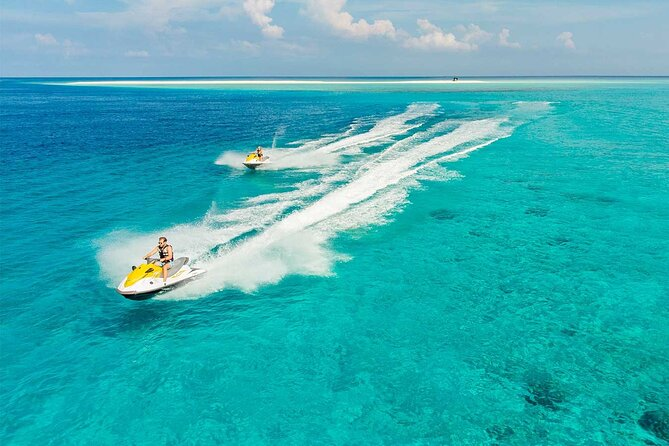 Zanzibar Luxury Jet-ski Safaris: Departure from Nungwi Zanzibar