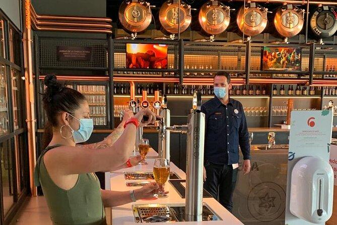 MEGA Mundo Estrella Galicia Museum and Beer Tasting