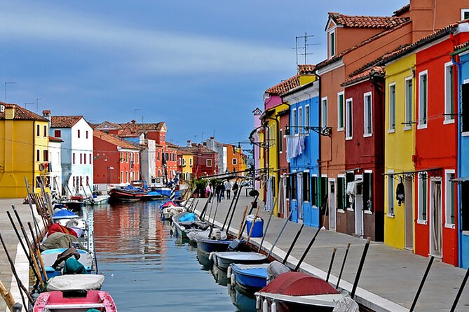 Murano And Burano Private Boat Tour