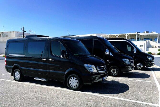 Santorini Personal Ground Transportation Concierge Services
