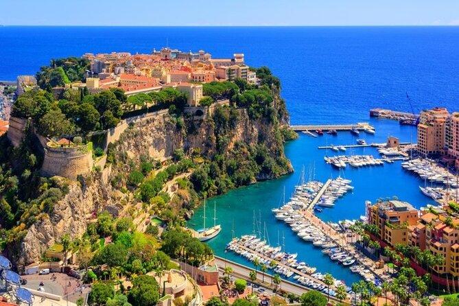 GUIDED TOUR: Eze, Monaco, Monte-Carlo