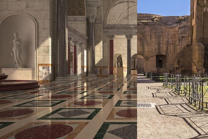 Baths of Caracalla 3D tour