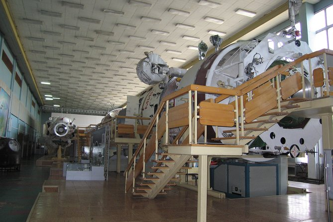 Private Tour in Gagarin Research and Test Cosmonaut Center