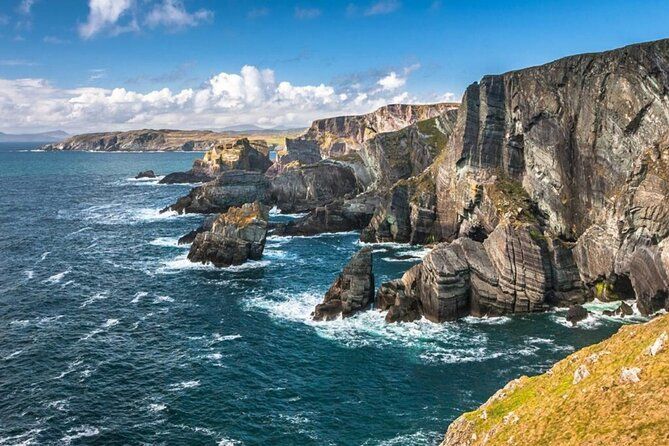 Ring of Kerry & Killarney tour departing from Cork City. Guided. Full Day.