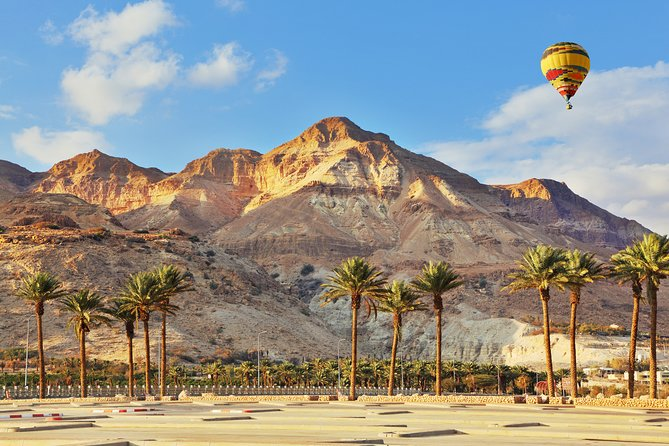 Masada and the Dead Sea Trip from Jerusalem