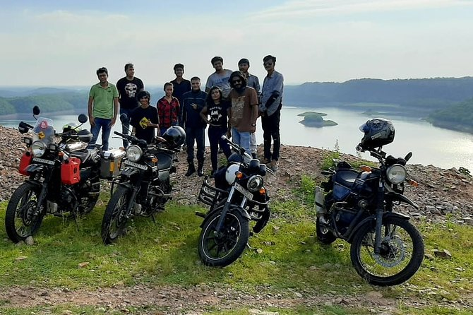 Day Trip in Ahmedabad [Ahmedabad to Kadana Dam] (Bring Your Own Bike/Car)