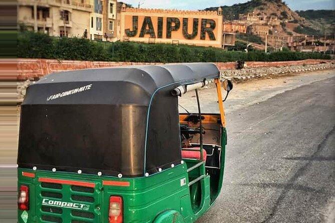Private Jaipur Tour by Tuk-Tuk