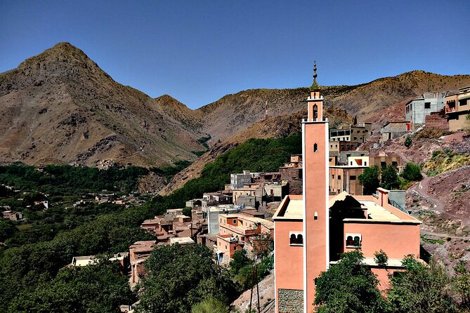 Atlas Mountains and mule Ride Day Tour From Marrakech