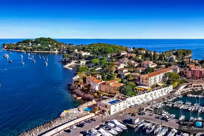 GUIDED TOUR: Villefranche, Saint-Jean-Cap-Ferrat, Eze, Monaco, Monte Carlo