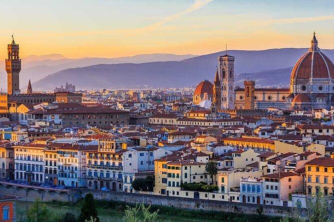 Private in Depth Florence from Livorno or La Spezia Ports of Call
