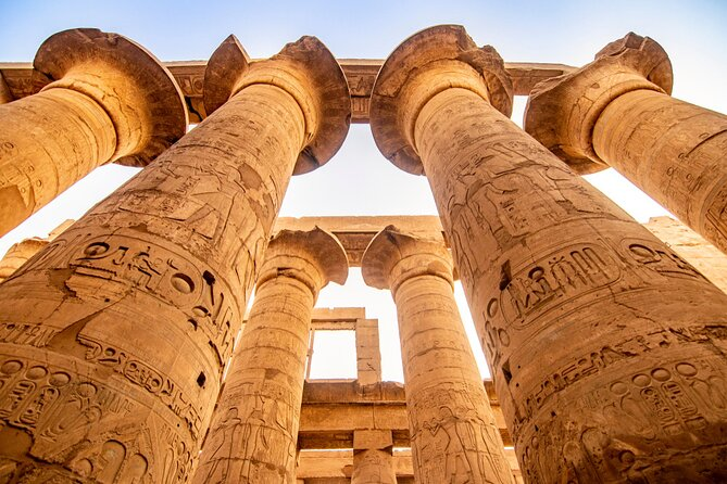 Virtual Tour of Luxor Temple