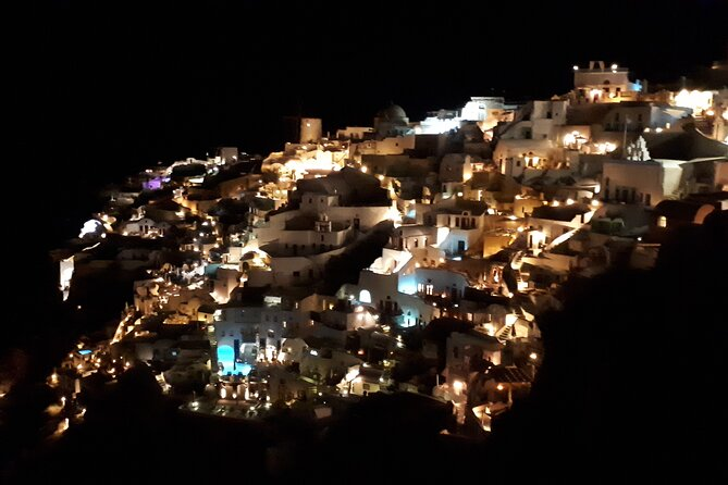 Tailor made Santorini Night Tour