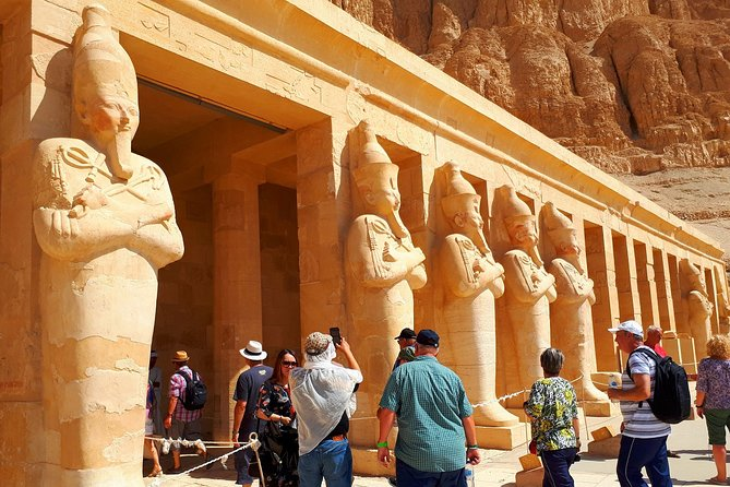 Virtual Tour of Hatshepsut Temple
