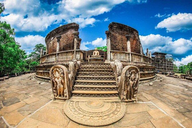 Polonnaruwa and Minneriya Safari from Kandy