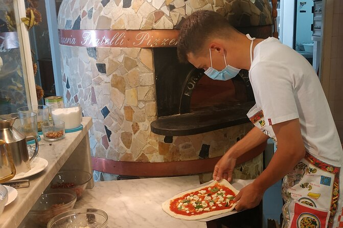 Naples Pizza & Dough Making Experience photo 7