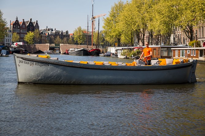 Amsterdam Luxury Boat cruise Tickets