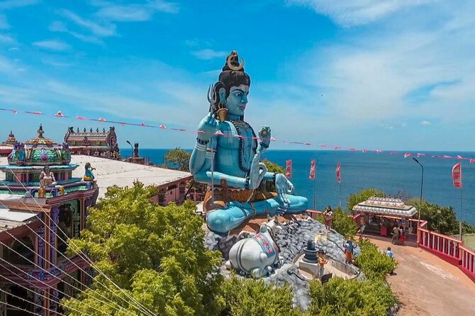 Trincomalee Day Tour from Sigiriya, Dambulla or Habarana
