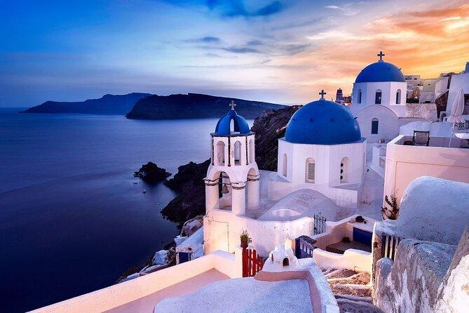 Santorini Private Tour Flexible Hours
