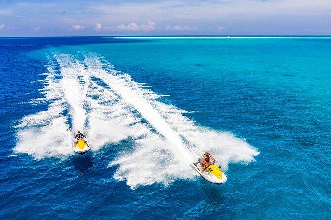 Zanzibar Luxury Jet-ski Safaris: Departure from Kendwa Zanzibar