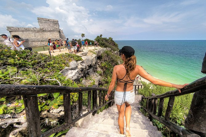4 Places For 1 Price Tulum, Coba, Cenote And Playa Del Carmen In Only 1 Day