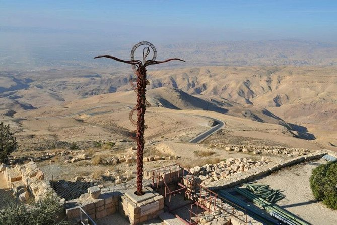 FROM Dead Sea | Madaba, Mont Nebo, Baptism of Jesus & Amman City Tour | Day Tour