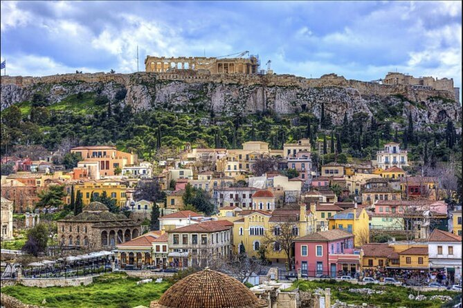 Athens All Day - 10hrs - up to 8 people : A surprising number of top attractions
