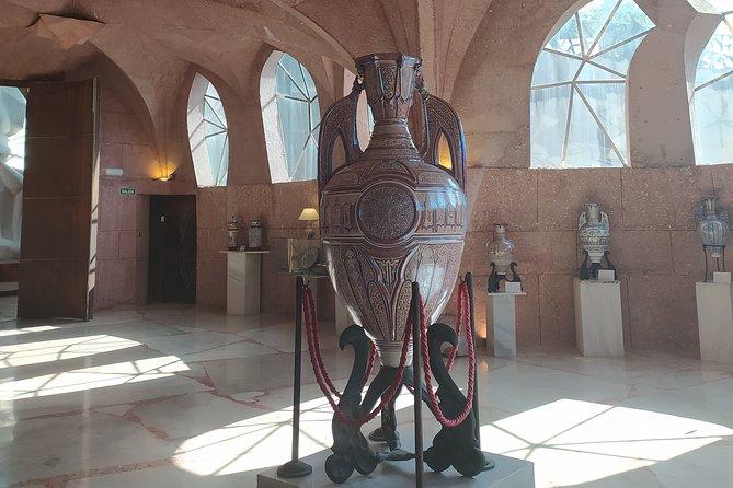 Alhambra and Albaycin Ceramics Collection Private Tour