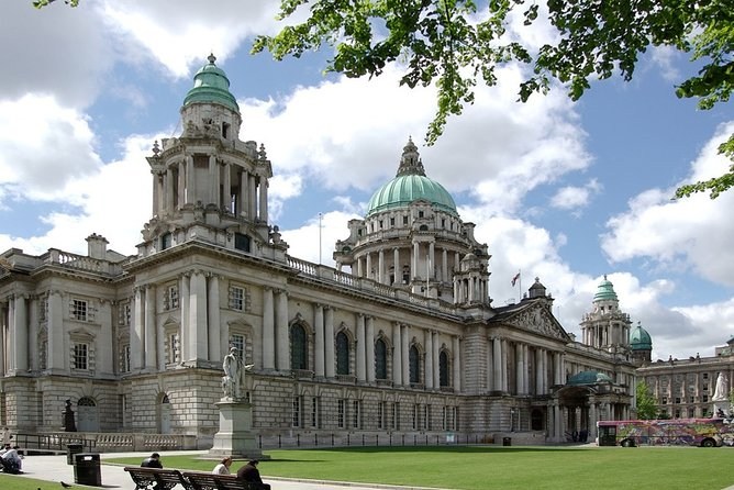 Belfast city tour and Hillsborough - Private shore excursion