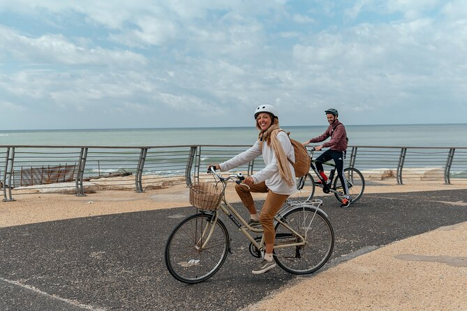 Tel Aviv By Bike Private Tour: Seaside, Neighborhoods & Local Life