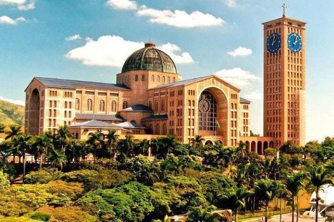 Shrine Of Our Lady Of Aparecida In Honor To The Blessed Virgin Mary – Day Trip