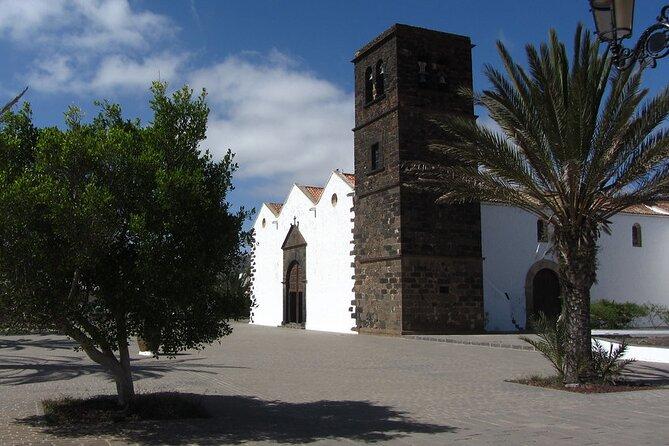 Private Full Day Tour of La Oliva, Betancuria and Corralejo with driver/guide