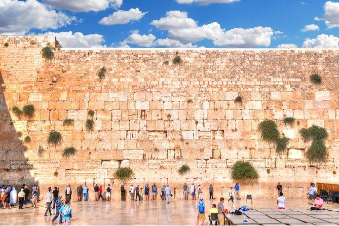 Highlights of Israel Day Trip to Jerusalem from Tel Aviv
