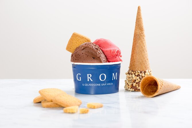Verona: GROM Gelato Experience and Self-Guided Tour