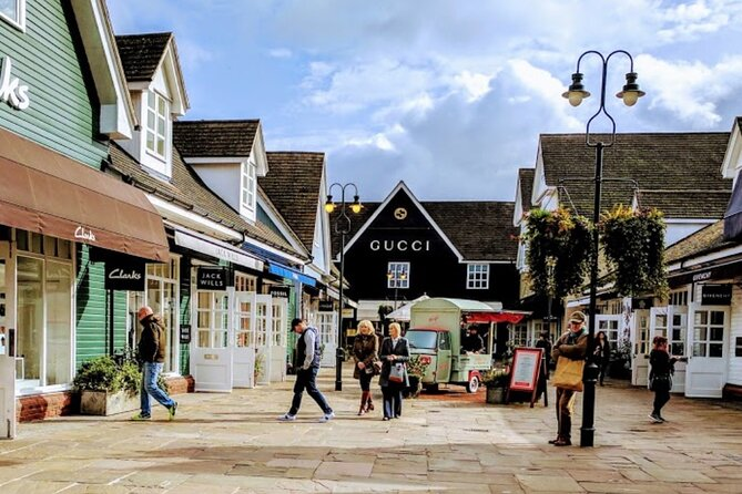 Bicester Village Retail Outlet Day Trip
