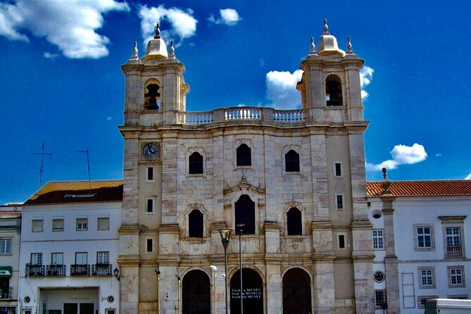Roadmap of Estremoz Historical and Architectural Heritage