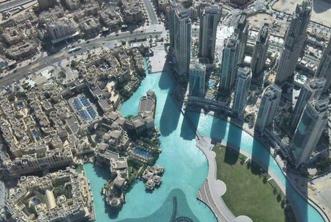 Amazing Full Day Dubai Tour from Abu Dhabi