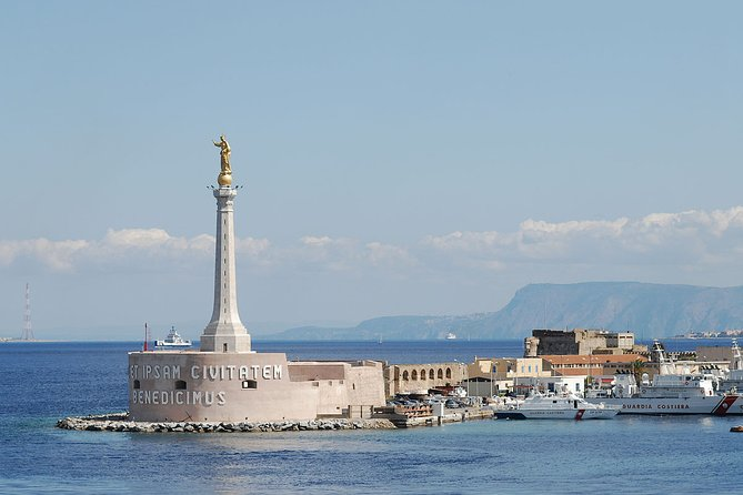Shore Excursion: Mt. Etna and Taormina from Messina Port with Private Driver
