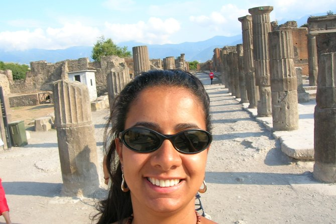Day Trip to Pompei from Naples on private tour with a local