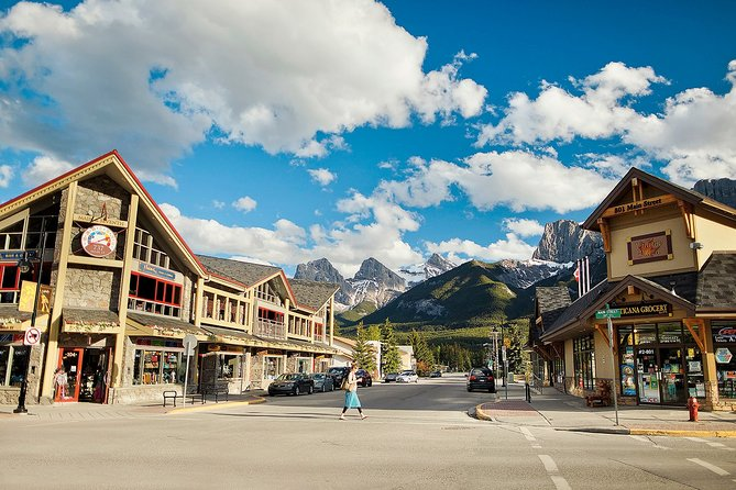The Sights of Canmore GPS-Guided Audio Walking Tour