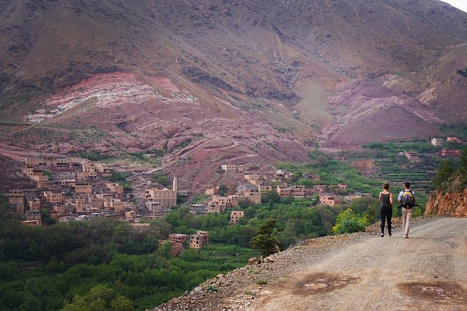3 Day Trek In Atlas Mountains and Berber Villages & Waterfalls