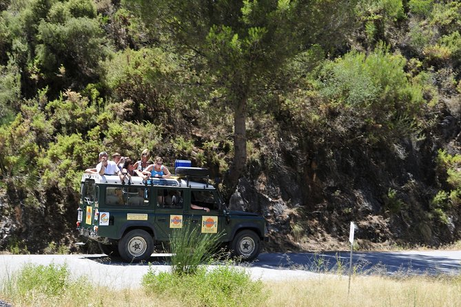 Authentic Andalusia - Jeep Eco Tour (pick up from Marbella - Estepona)