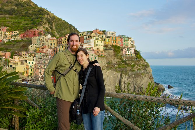 Touristic highlights of Cinque Terre on a Private half day tour with a local