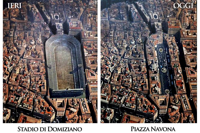 Stadium of Domitian: Piazza Navova underground