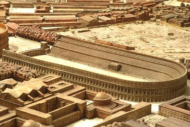 Piazza Navona underground: Stadium of Domitian