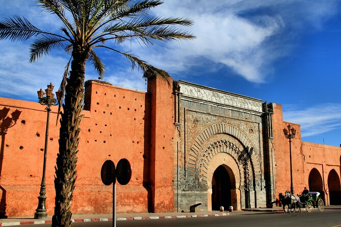 Marrakech Experience: Half-Day Walking Tour with Expert Guide